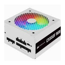 Power supply Corsair CX550F 550W (80+ Bronze) RGB White