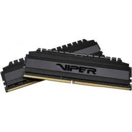 DDR4 Patriot Viper Black Out 16Gb (2x8GB) 3000Mhz