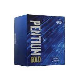 CPU Intel LGA1200 Pentium Gold G6400 (4Ghz) BOx