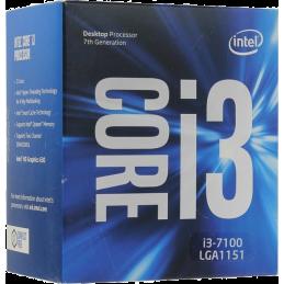 CPU Intel LGA 1151 Core I3-7100 (3.90GHZ) BOX