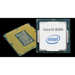 CPU Intel LGA1151V2 Core i3-8300 (3,7Ghz, 8MB Cache)