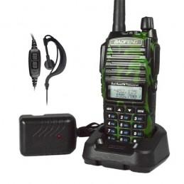 Handy Talky Baofeng UV-82 Dual Band FM Transmitter