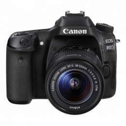 Camera Canon EOS 80D Kit EF-S 18-55mm IS STM