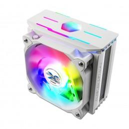 Fan Processor Zalman Ultra Quiet CNPS10X Optima II White RGB