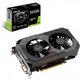 VGA Asus GTX1660Ti 6GB DDR6 OC TUF Evo Gaming (TUF-GTX1160TI-O6G-EVO-GAMING