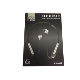 EARPHONES BLUETOOTH SY-BT852 FLEXIBLE ON THE NECK