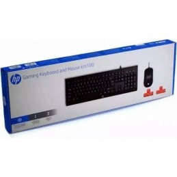 KEYBOARD + MOUSE GAMING HP KM100