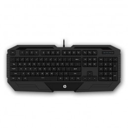 KEYBOARD GAMING HP K130