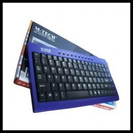 Keyboard Mini Multimedia M-Tech MTK-01/02 USB